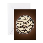 The Mummy Greeting Cards (Pk of 20)