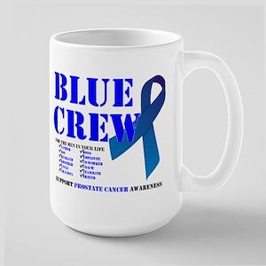Blue Crew Large Mug