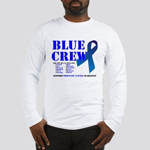 Blue Crew Long Sleeve T-Shirt