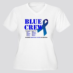 Blue Crew Women's Plus Size V-Neck T-Shirt