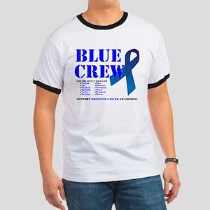 Blue Crew Ringer T