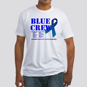 Blue Crew Fitted T-Shirt