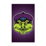 The Witch Sticker (Rectangle 50 pk)