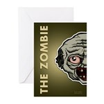 The Zombie Greeting Cards (Pk of 10)