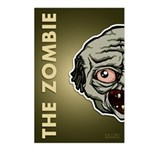 The Zombie Postcards (Package of 8)