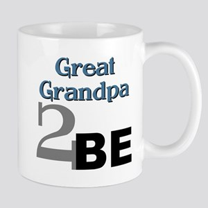 Great Grandpa 2 Be Mug