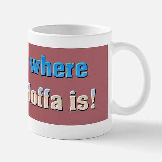 """Jimmy Hoffa"" Mug"