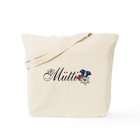 Dear Mutti Tote Bag