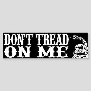 Don't Tread On Me - Bumper Sticker