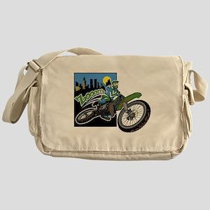 City Motocross Messenger Bag