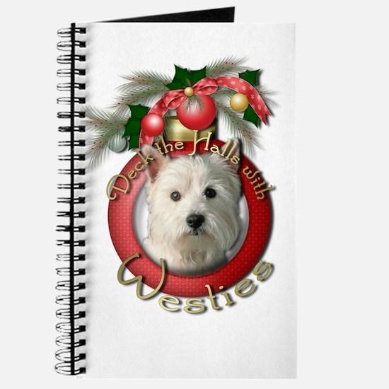 Christmas - Deck the Halls - Westies Journal