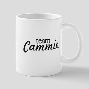 Team Cammie Mug