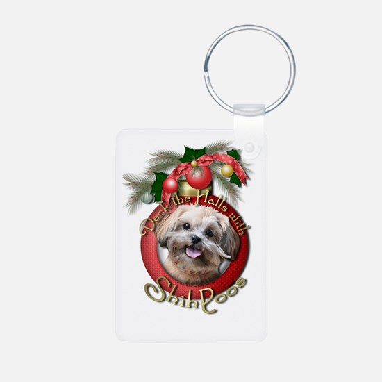 Christmas - Deck the Halls - ShihPoos Keychains