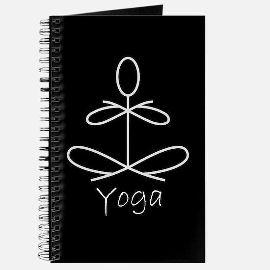 Yoga Glee in White Journal