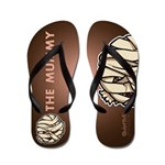 The Mummy Flip Flops