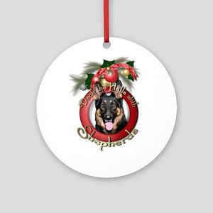 Christmas - Deck the Halls - Shepherds Ornament (R
