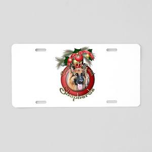 Christmas - Deck the Halls - Shepherds Aluminum Li