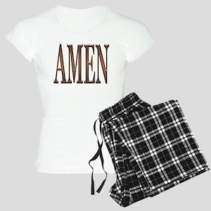 Amen Women's Light Pajamas