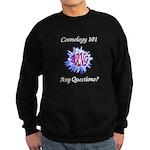 Cosmology 101 Sweatshirt (dark)