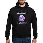 Cosmology 101 Hoodie (dark)