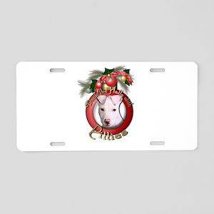 Christmas - Deck the Halls - Pitbull Aluminum Lice