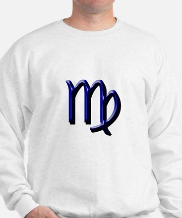 Virgo Blue Sweatshirt