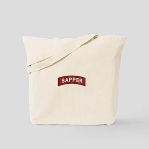 Sapper Tote Bag