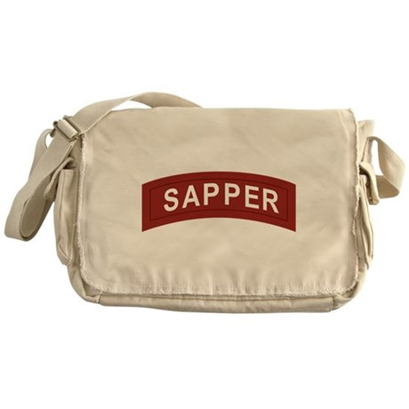 Sapper Messenger Bag