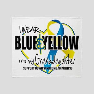 DS: for Granddaughter Throw Blanket