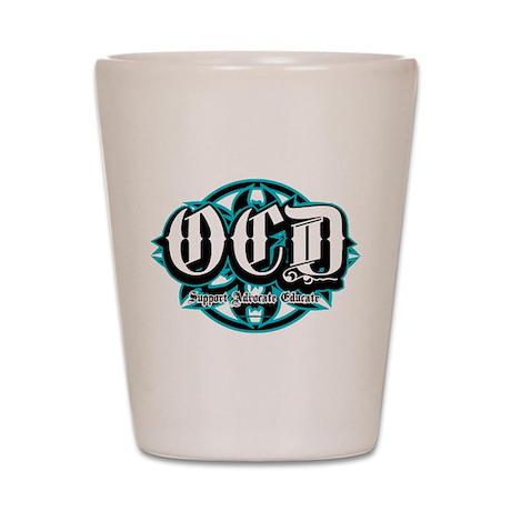 OCD Tribal Shot Glass