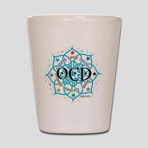OCD Lotus Shot Glass