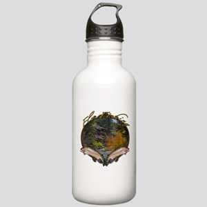 Fly fishing Stainless Water Bottle 1.0L