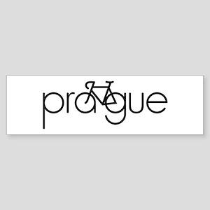 Bike Prague Sticker (Bumper)