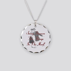 Always In the Mood Necklace Circle Charm