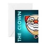 The Clown Greeting Cards (Pk of 10)