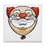The Clown Tile Coaster