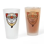 The Clown Drinking Glass