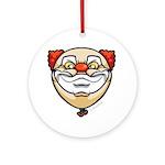 The Clown Ornament (Round)