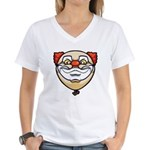 The Clown Women's V-Neck T-Shirt