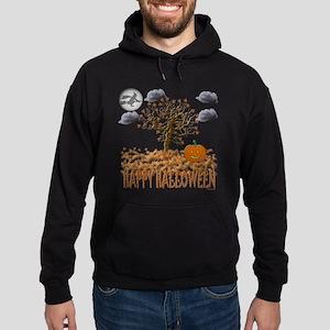 Happy Halloween Hoodie (dark)