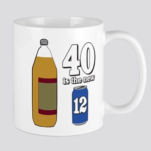 40 is the New 12 Mug