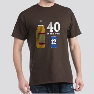 40 is the New 12 Dark T-Shirt