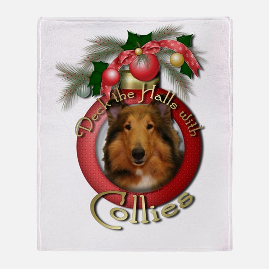 Christmas - Deck the Halls - Collies Stadium Blan