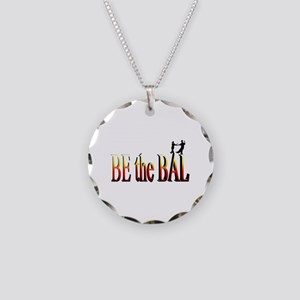 Be the Bal Necklace Circle Charm