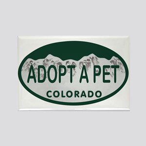 Colorado Puppy Rescue Magnets Cafepress