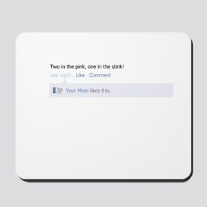 The Shocker - Your Mom! Mousepad