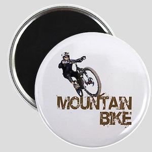 Mountain Bike Magnet