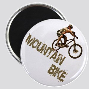 Mountain Bike Downhill Magnet