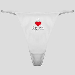 Agustin Classic Thong