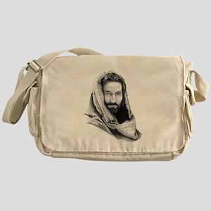 Jesus Messenger Bag